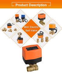 wva4 304 12 volt electric water valve flow control valve 3 4 3 wva4 304 12 volt electric water valve flow control valve 3 4