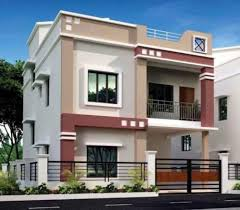 Front Elevation Designs For Duplex Houses In India Home Design Duplex House Design Bungalow House Design
