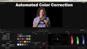 Davinci Resolve 11 Color Match Automate Color Correction