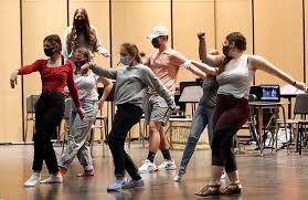 Photo Gallery: Godspell, Rehearsal for the upcoming Ashland High ...