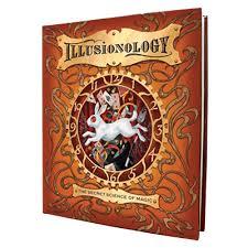 Illusionology by Albert Schafer - Book