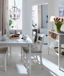very small dining room ideas. Fancy Small Dining Room Decorating Design Ideas : Astounding White Decoration With Very