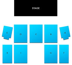 Sherman Theater Summer Stage Seating Chart Poconos Outdoor Summer Stage Pavilion Mount Airy Casino Resort