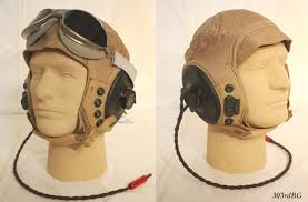 f 11 shown above left and right are the b 7 goggles topping off the an h 15 summer helmet it is rare to find a er crew b 17 or b 24 wearing this