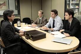 the office the meeting. THE OFFICE -- \ The Office Meeting