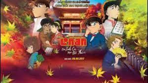 Conan Movie 21: Bản Tình Ca Màu Đỏ Thẫm