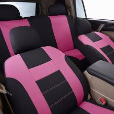 flyingbanner full set universal car seat cover 6 colors car cover seat steering wheel covers
