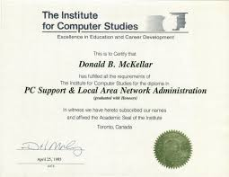 Pc Support Specialist Pc Support Specialist And Local Area Network Administrator