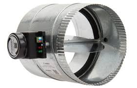 air conditioning damper. rdm automatic round zone damper air conditioning