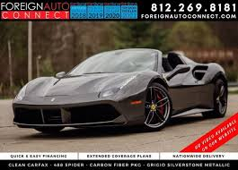 The terms low mileage and high mileage take on entirely different meanings in the exotic world. Used Ferrari 488 For Sale In Chicago Il Cargurus