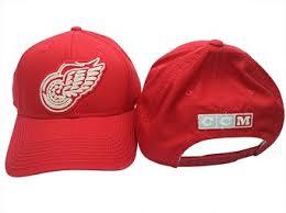 reebok hat. detroit red wings reebok ccm pro ok\u0027d snapback vintage adjustable hat cap osfa