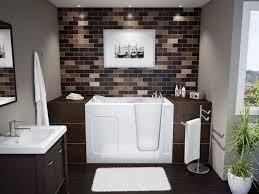 Simple Elegant Bathroom Designs Impressive Picturesque Guest Bathroom Decorating Ideas