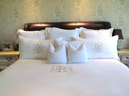 monogrammed duvet cover personalised covers photo ems usa with regard to plans 18