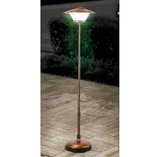 the cordless telescoping patio lamp