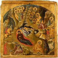 Αποτέλεσμα εικόνας για η γεννησις του Χριστού
