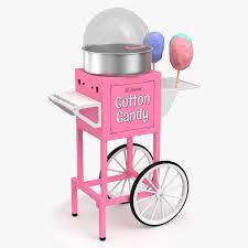 Light Up Cotton Candy Machine Cotton Candy Machine