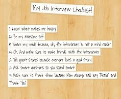Interview Questions About Success If You Job Interview Today The Ultimate 11 Step Checklist For
