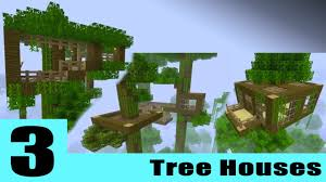 basic tree house pictures. 3 Basic Minecraft Tree House Idea\u0027s Pictures