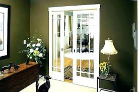 stained glass interior french doors etched in