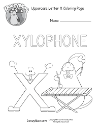 *this post contains affiliate links. Cute Alphabet Coloring Pages Free Printables Doozy Moo