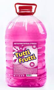 "<b>Автоочиститель стекол</b> ""Tutti Frutti"", с ароматом жевательной ..."