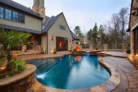 Beautiful Backyard Pools Model New Inspiration Ideas