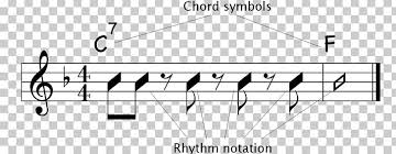 Musical Notation Anacrusis Accidental Chord Chart Png