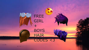 We did not find results for: Free Roblox Hair Codes Youtube