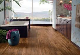 thinking about installing laminate flooring in bathroom