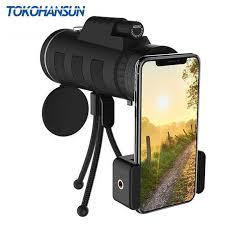 <b>TOKOHANSUN</b> 40X Telescope <b>Zoom Mobile Phone</b> Lens for ...