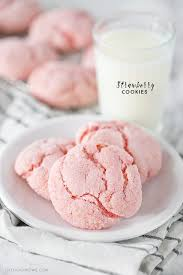 Strawberry Cookies Cake Mix Cookies Live Laugh Rowe