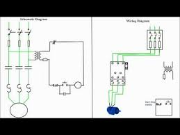 motor control circuit diagram start stop 3 wire control motor starter diagram start stop 3 wire control starting a three phase motor