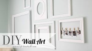 ... All White Art Wall Frames Painted Interior Design Single Panels  Outstanding Bestfriend Photos Hang ...