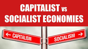 socialist economy economic systems capitalist vs socialist economies the openbook