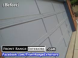 garage door repair colorado springsFront Range Exteriors Inc  New Garage Door  Overhead Doors in