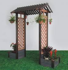 composite plant rack