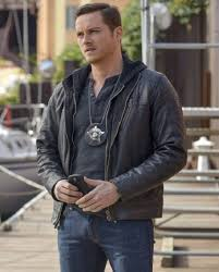 chicago pd jay halstead hooded jacket