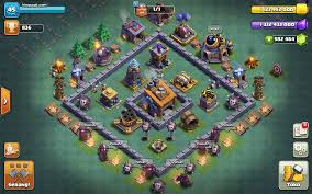 Clash Of Lights New Update Apk Download Clash Of Null Mod Apk 2019 Nulls Clash Coc Private Server