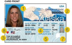 Faces Barrier Public To Reluctant Real Id Alaska With Possible - Flying Media Comply
