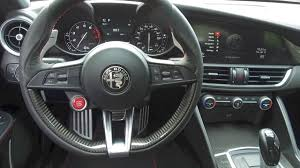 alfa romeo giulia interior. Modren Romeo 2017 Alfa Romeo Giulia INTERIOR Throughout Interior YouTube