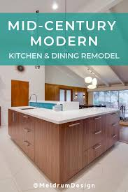 Meldrum Design This Outdated 70s Era Kitchen Was Cramped With Low