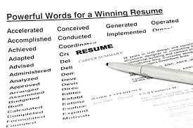 Keywords For Resume Resume Resume Key Words 9