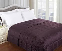 Oversized Down Throw Blanket