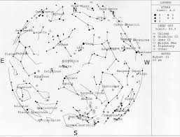 Your Sky Tonight Star Charts Whats In The Sky Tonight