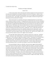 analysis example essay writing a successful research paper a simple approach sample
