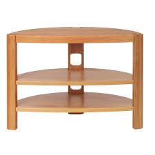 furniture small wood tv stand with cabinet open photo