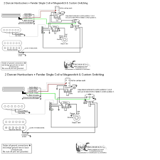fender® forums • view topic hsh super wiring image