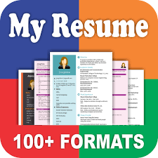 Pdf Resume Builder Resume Builder App Free Cv Maker With Pdf Format For Android Download Cafe Bazaar
