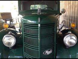 RARE 1942 Mack DE 1 Ton Pickup Truck with Dump Body for sale - Other ...
