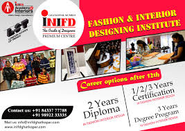 Inifd Fashion Designing Course Fees Make Your Dreams Turn To Reality With Inifd Ghatkopar